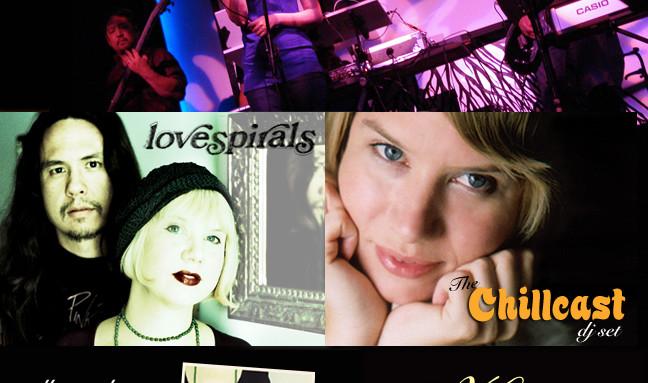 Lovespirals & Karmacoda Show