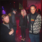 Tom or Mira, Drew of Arcanta, Anji & Ryan of Lovespirals at Club Violane 2/24/2013